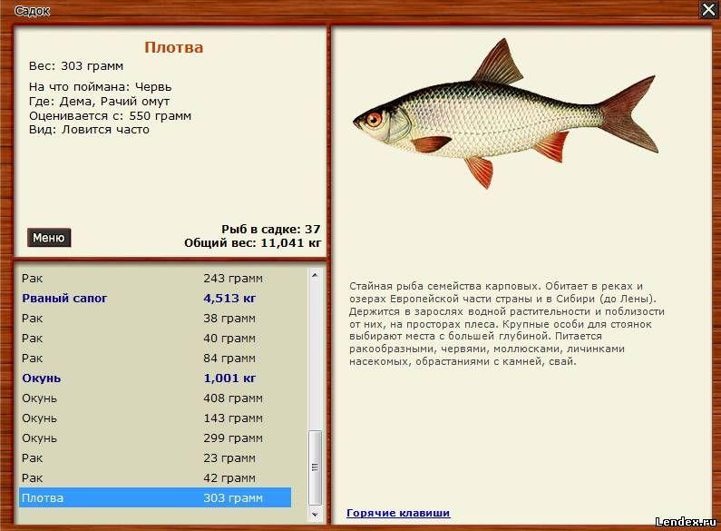 играть i рыбалка урал